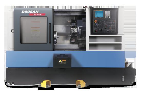 Doosan Lynx 300 | Secure Equipment